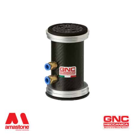 Round suction cup Ø80 mm - EPDM with foam gasket - GNC