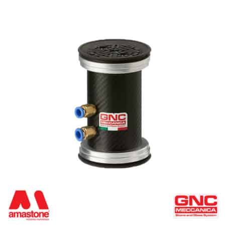 Round suction cup Ø80 mm - EPDM with rubber lip - GNC
