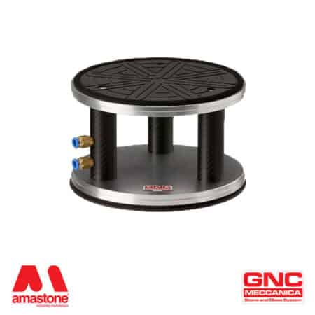 Round suction cup Ø200 mm – EPDM with foam gasket - GNC