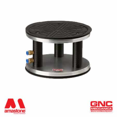Amastone Round Suction Cup Ø200 Mm Epdm With Rubber Lip Gnc