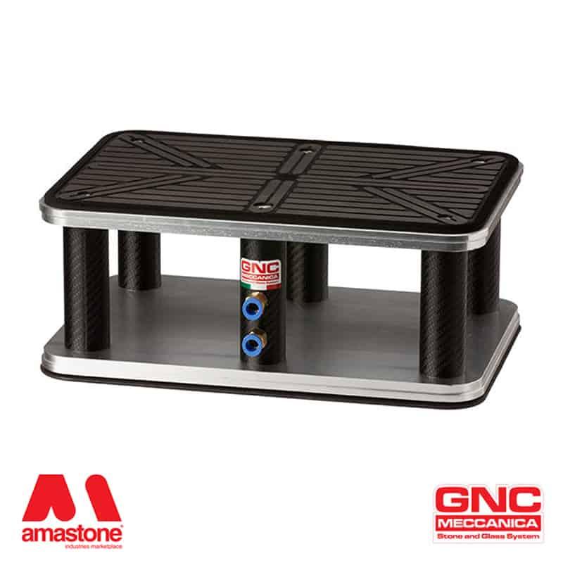 Rectangular suction cup 200x400 mm - Foam Gasket - GNC