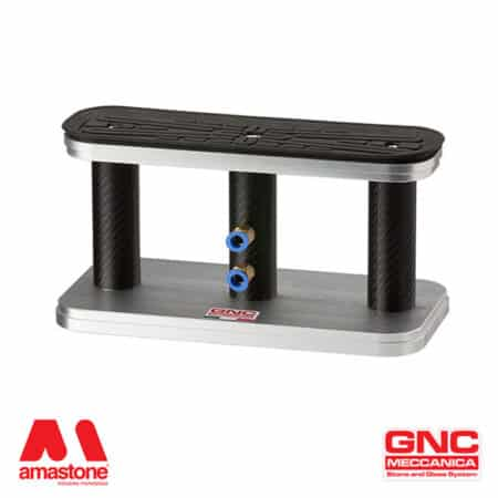 Rectangular suction cup 70x240 mm - Rubber Lip - GNC