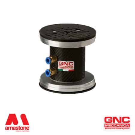 Round suction cup Ø110 mm - EPDM with rubber lip - GNC