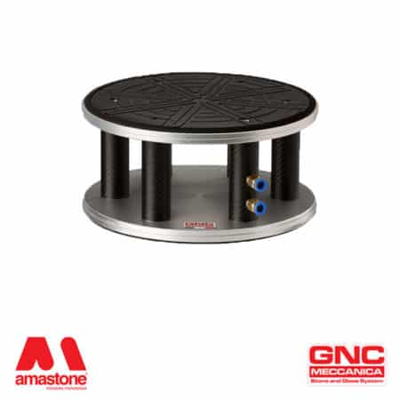 Round suction cup Ø250 mm - EPDM with foam gasket - GNC