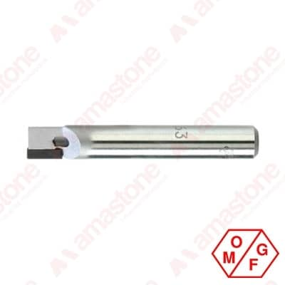 Polycrystalline flat-tip carving tool for Marble - OMGF