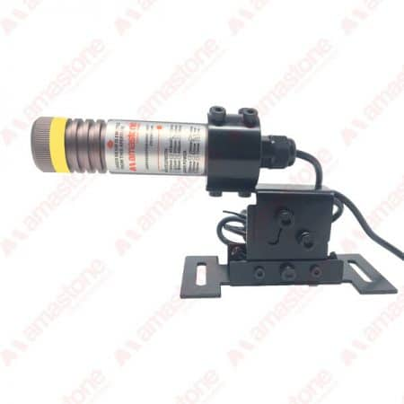 RED Laser line with mounting bracket - amastone.com