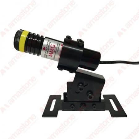 Alignment Red laser with bracket or bridge saw