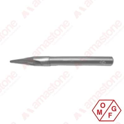 Single lip Engraving Tool 5x30 cylindrical shank - marble