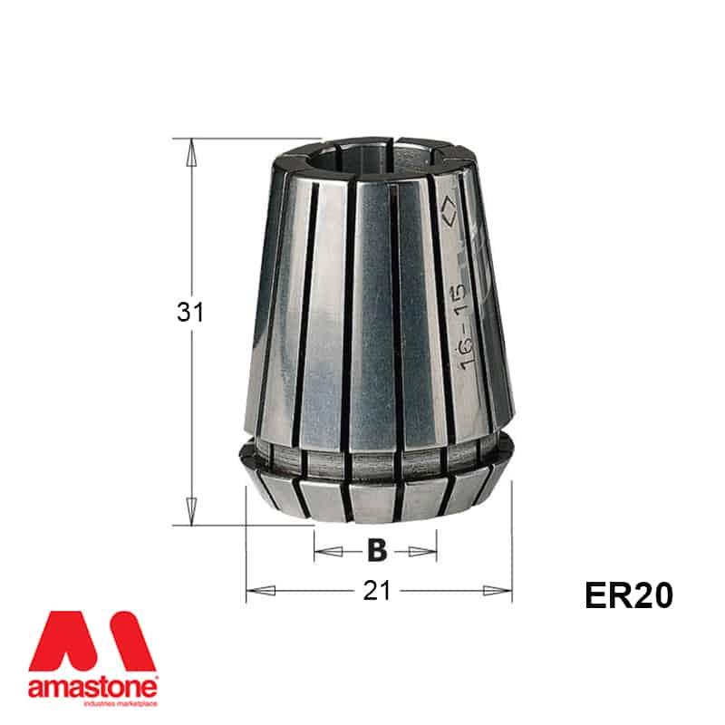 12mm ER-32 Collet European Brand