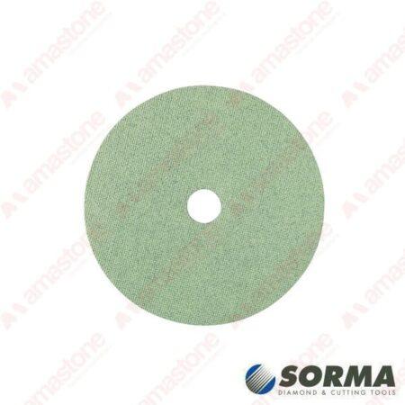 Dry polishing pads for angle grinder MX