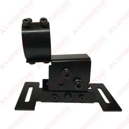 Positioning laser line bracket