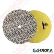 Wet polishing pads RXD - Ø200 mm