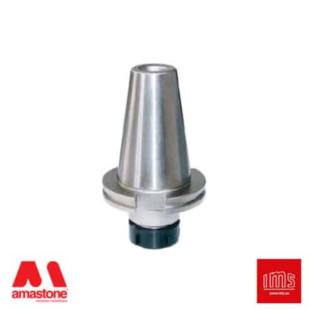 ER collet chuck holder cone ISO 50 HSD - Equal Cuts - IMS