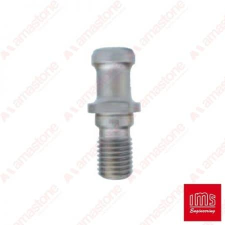 Pull stud for tool holder cone ISO 40