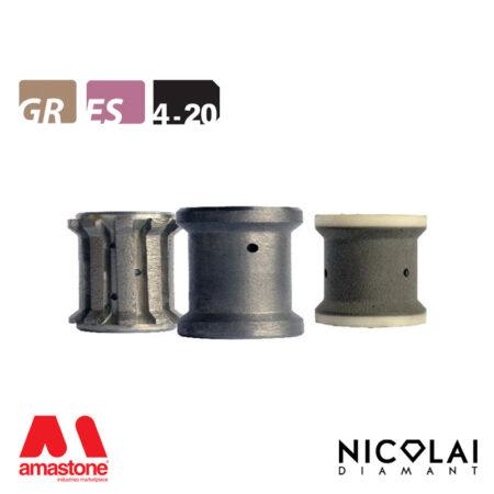 Profile Wheels 40 – Shape 4-20 – Nicolai