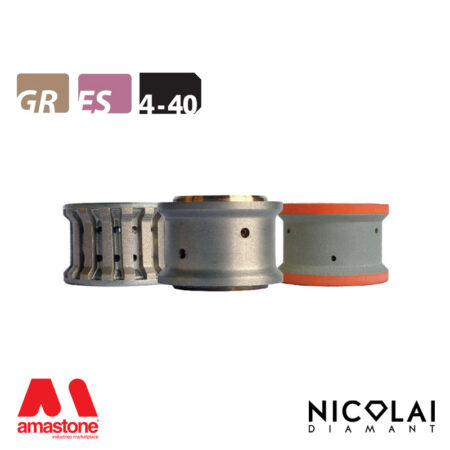 Profile Wheels 60 – Shape 4-40 – Nicolai