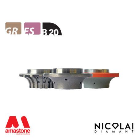 Profile Wheels 60 – Shape B20 – Nicolai