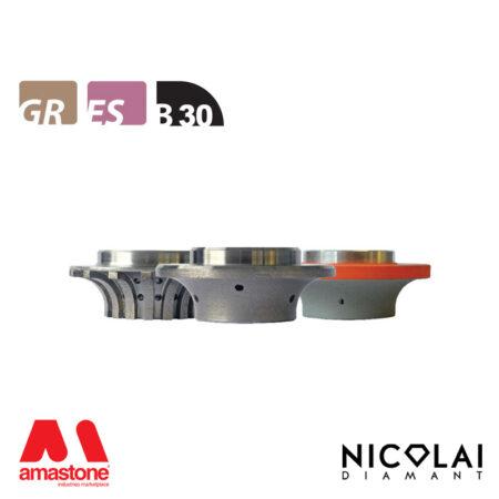 Profile Wheels 60 – Shape B30 - Nicolai