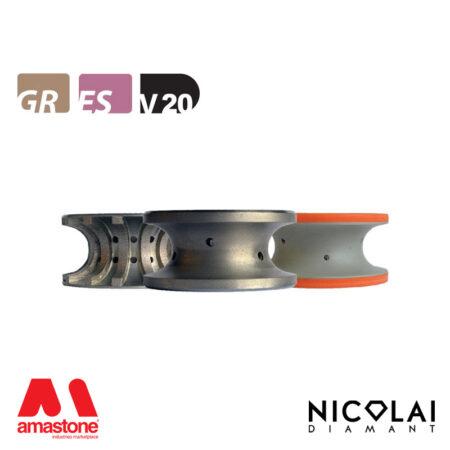 Profile Wheels 60 – Shape V20 – Nicolai
