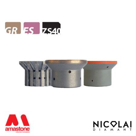 Profile Wheels 60 – Shape ZS40 (7×7 mm) – Nicolai