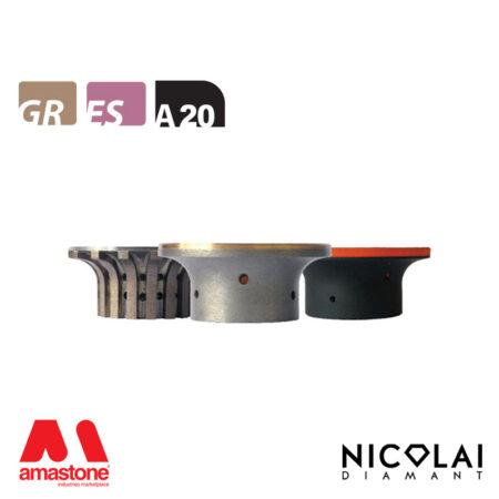 Profile Wheels 60 - Shape A20 - Nicolai