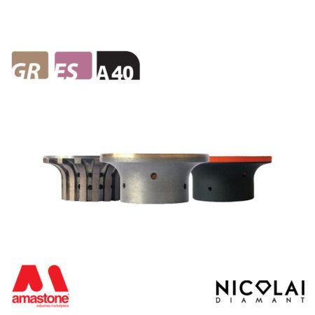 Profile Wheels 60 - Shape A40 - Nicolai