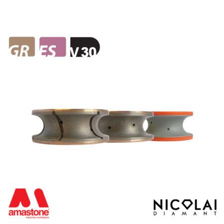 Profile Wheels XL – Shape V30 R15 – Nicolai