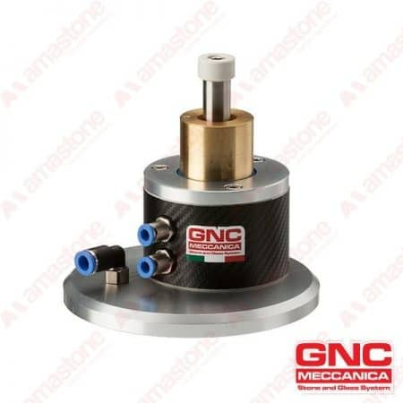 GNC Pneumatic back stop
