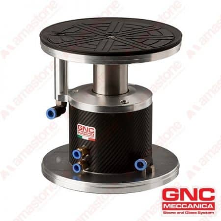 GNC Suction cup retractable Ø200mm - H200 mm - Stroke 60 mm