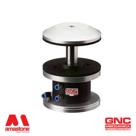 Pneumatic mushroom clamp stroke 50 mm – GNC