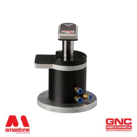 Pneumatic swing clamp stroke 40 mm - GNC