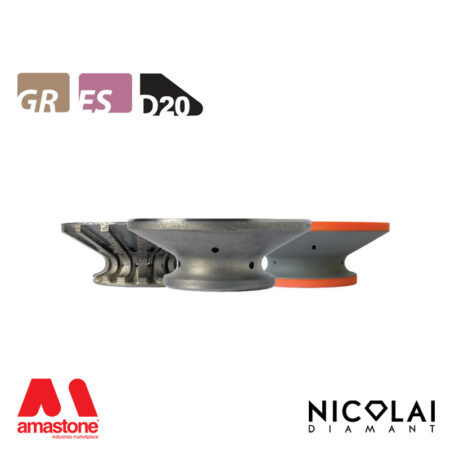 Profile Wheels 60 – Shape D20 – Nicolai