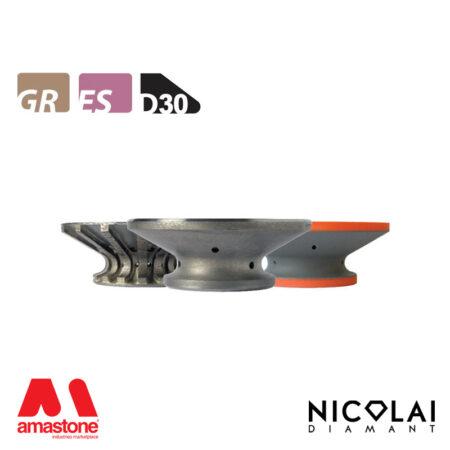 Profile Wheels 60 – Shape D30 - Nicolai