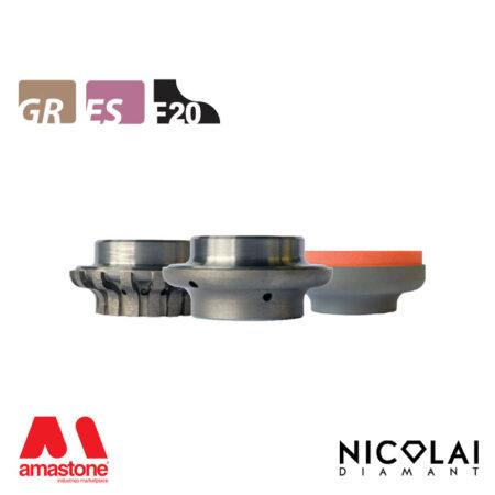 Profile Wheels 60 – Shape F20 – Nicolai