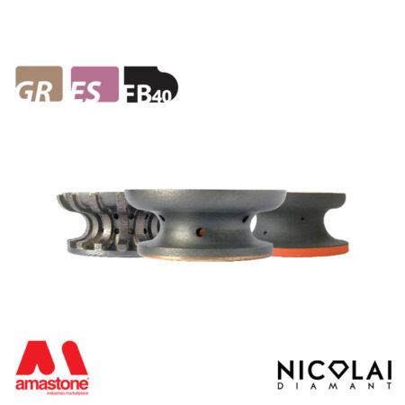Profile Wheels 60 – Shape FB40 – Nicolai