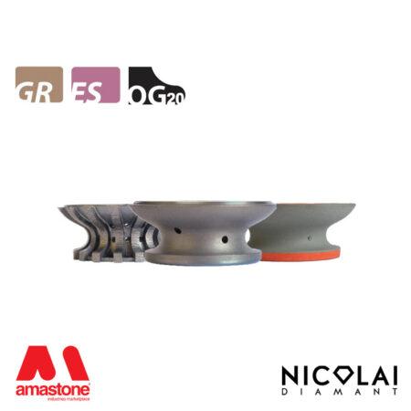Profile Wheels 60 – Shape OG20 - Nicolai