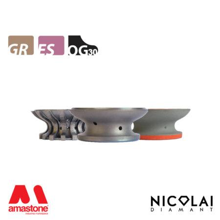 Profile Wheels 60 – Shape OG30 – Nicolai