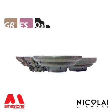 Profile Wheels 60 – Shape Q20 – Nicolai