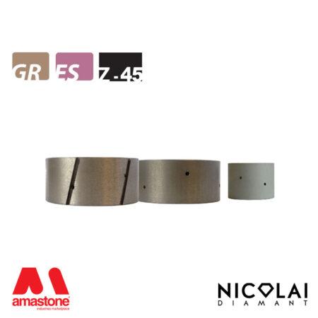 Profile Wheels XL Ø100 mm – Shape Z45 – Nicolai