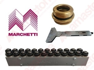 Marchetti Hydraulic Tensioner and Tie-rods