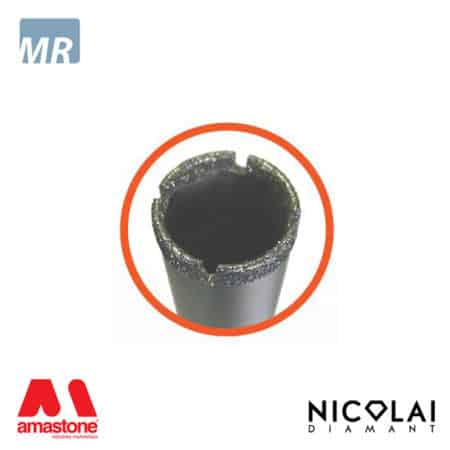Electroplated core bits - Marble - Nicolai