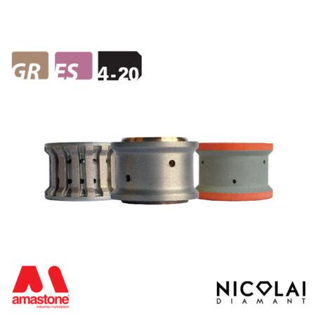 Profile Wheels 60 – Shape 4-20 – Nicolai
