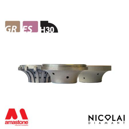 Profile Wheels 60 – Shape H30 – Nicolai