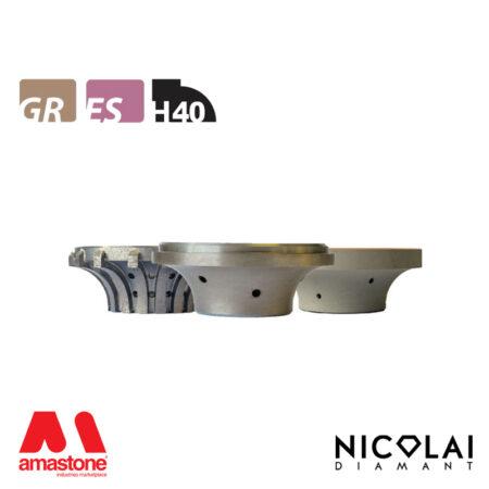 Profile Wheels 60 – Shape H40 – Nicolai