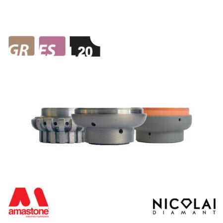 Profile Wheels 60 – Shape L20 – Nicolai
