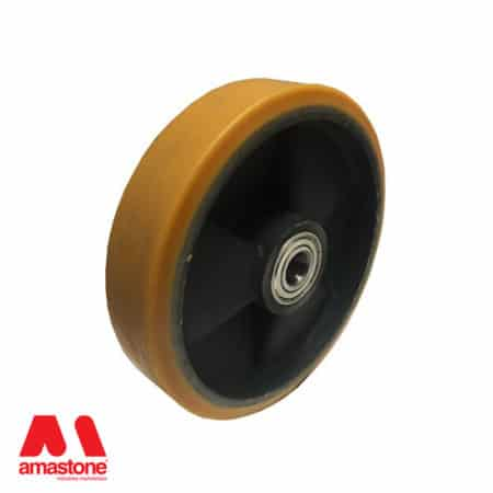 Encoder wheel 200x45 mm for wire saw (Pellegrini compatible)