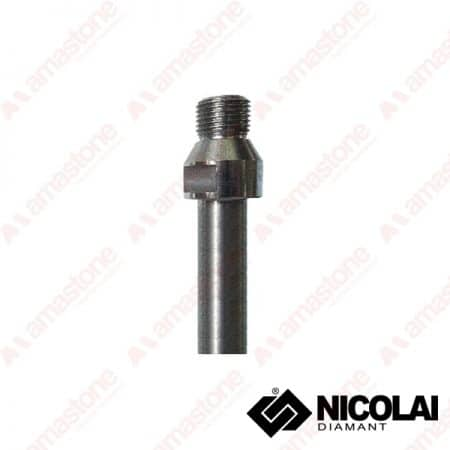 Nicolai - Adaptor 1/2 Gas > M14