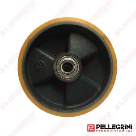 Pellegrini - Encoder wheel 200x45 mm for wire saw