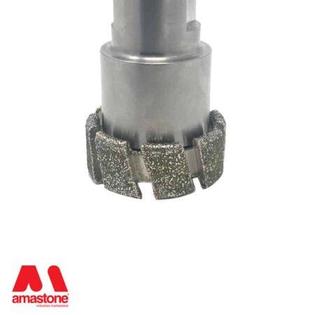 Adaptor 1/2 Gas > Small Flange