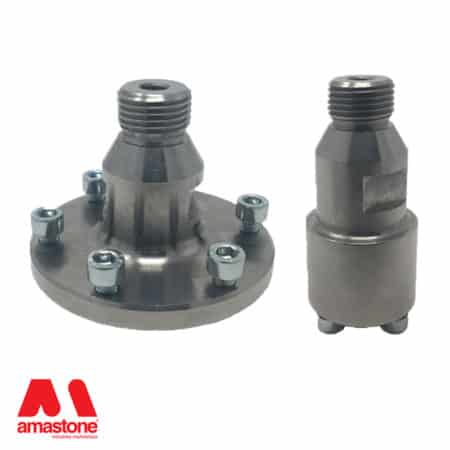 Adaptors 1/2 Gas > Flange